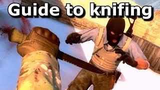 CS:GO - Knife tactics