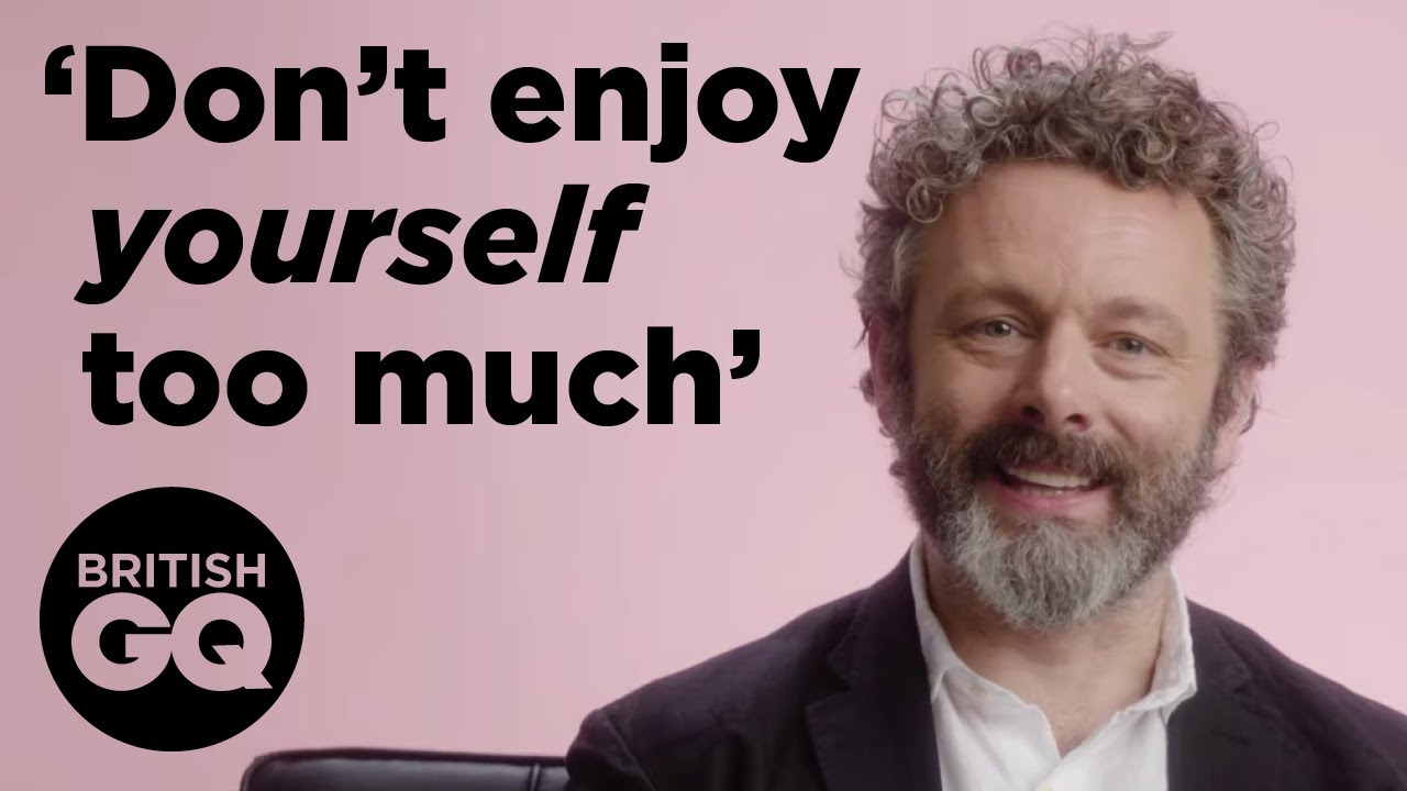 Michael Sheen's top tips on how to deliver a great speech | British GQ