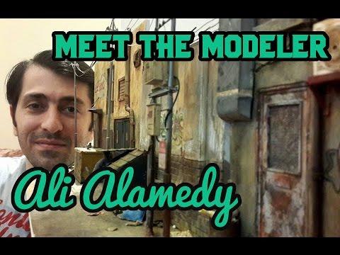 MTM: Ali Alamedy | Iraqi scale modeler