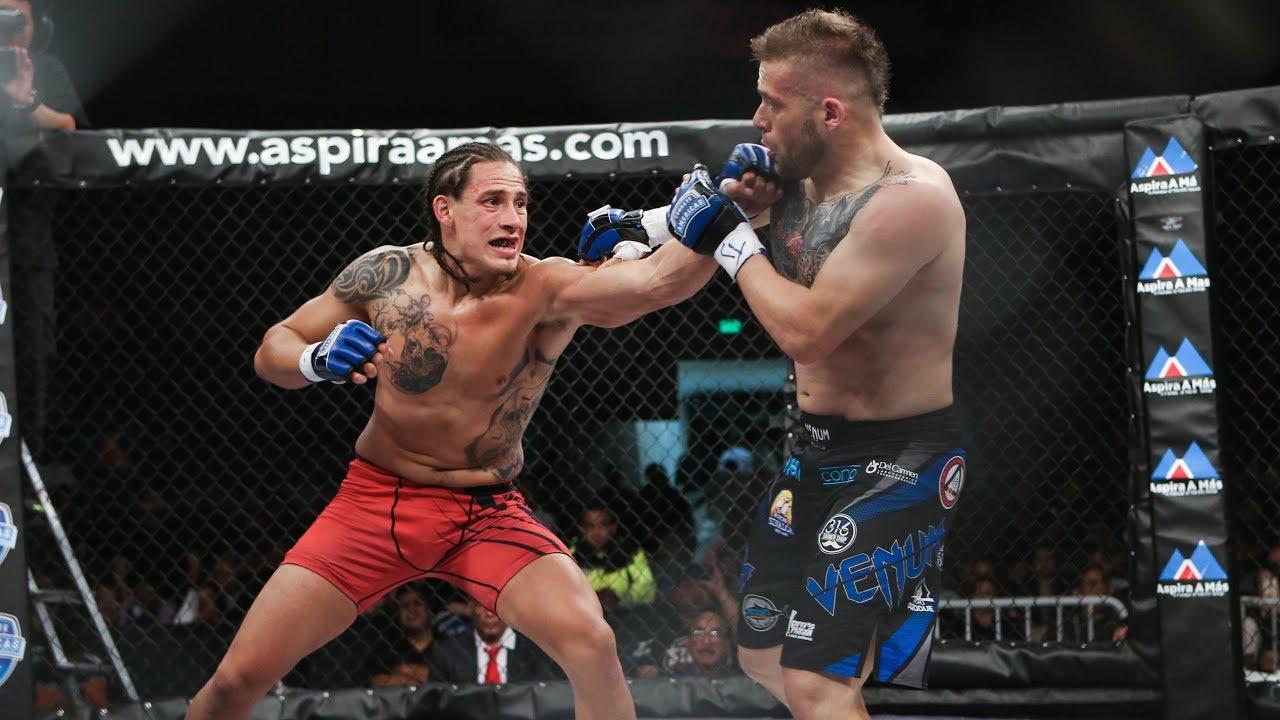 Alex Velasco vs Christopher Ramirez (English) Full Fight | MMA | Combate 12