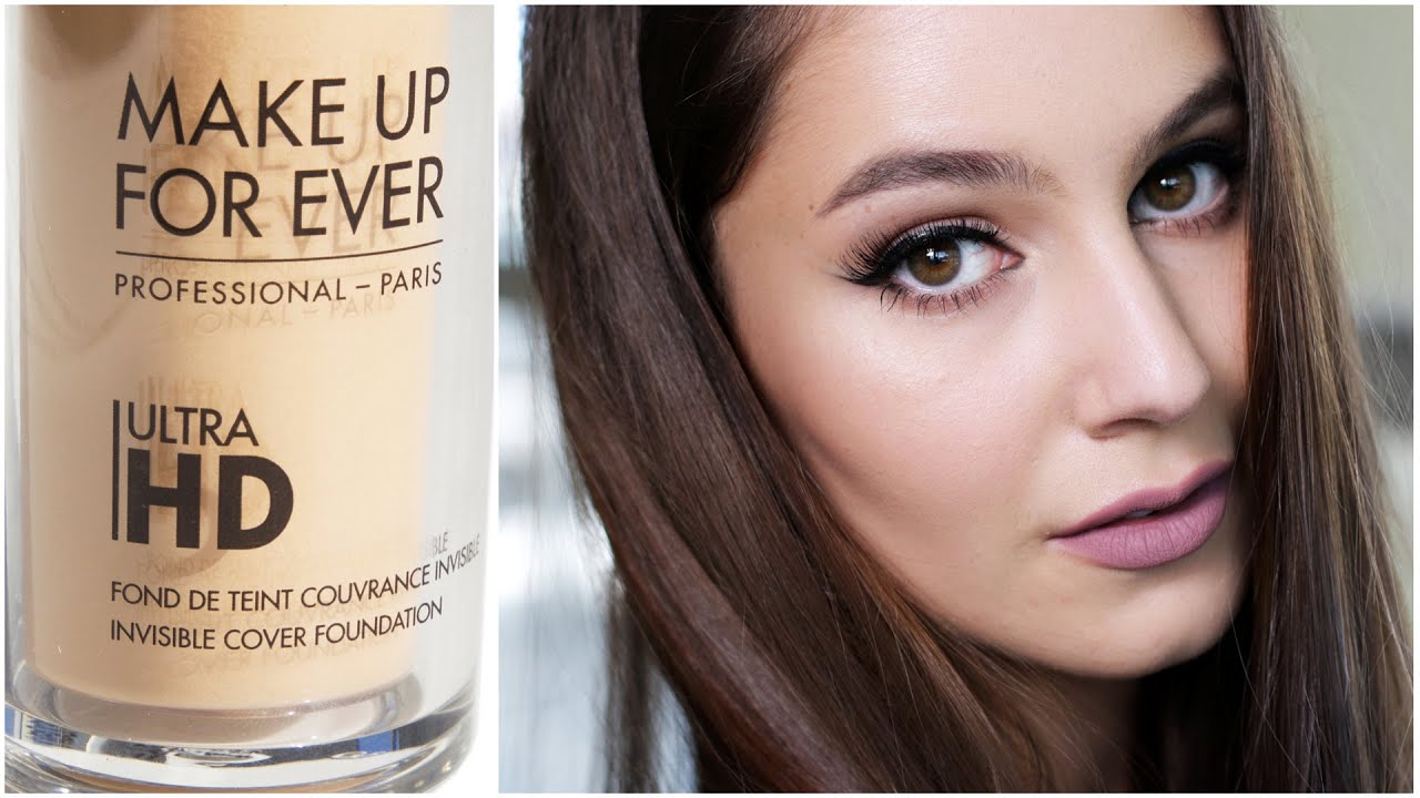 Make up for ever ultra hd foundation value