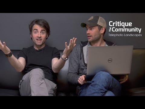 Critique the Community Episode 27 - Telephoto Landscapes