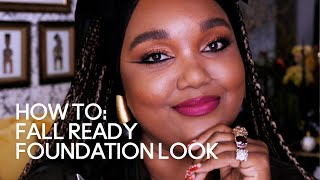 HOW TO: Fall Ready Foundation Look | MAC Cosmetics