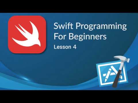 Swift Tutorial in Malayalam for Beginners(2019): Lesson 4 thumbnail