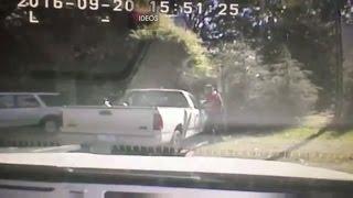 Charlotte North Carolina Police RELEASE DASHCAM DASH CAM Keith Lamont Scott  Viral Video Compilation