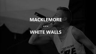 Macklemore - White Walls (Traduction by FrenchTradRAP)