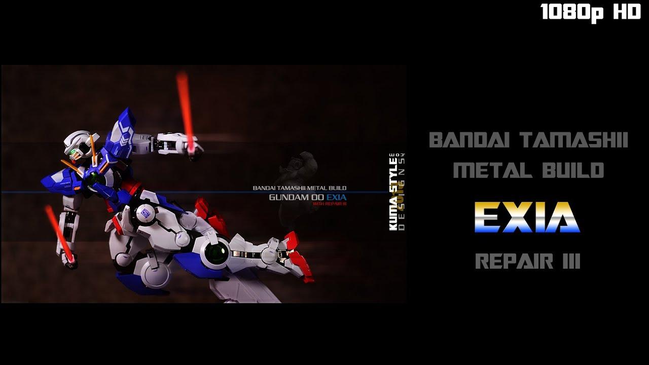 Metal Build Exia Review