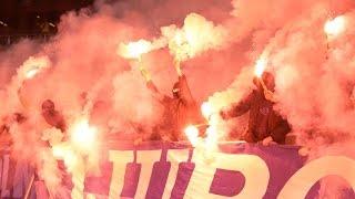 Hammarby 2 - 1 Djurgården, 13 April 2015, Tele2 Arena (TIFO + PYRO)