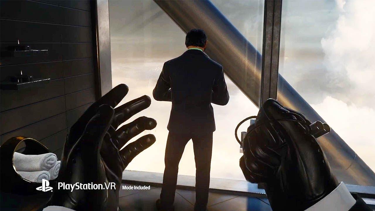 HITMAN 3 - VR Announcement Trailer @ ᴴᴰ (60ᶠᵖˢ) ✔