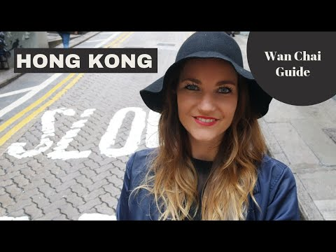 WAN CHAI HONG KONG City Guide // Your Little Black Book