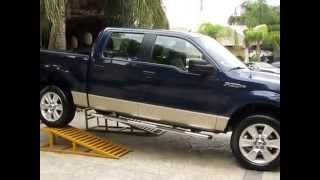 FORD F150 4X4 2010