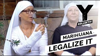 Legalize it - das Marihuana-Buisness I Y-Kollektiv Dokumentation