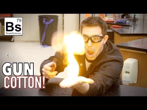 What is Gun Cotton? Nitrocellulose Explained