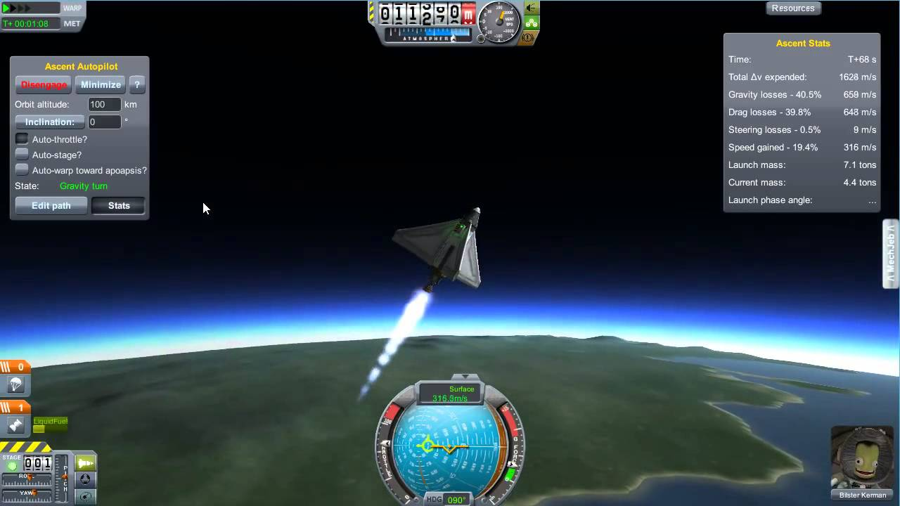 Kerbal Space Program - How to install Mods - YouTube