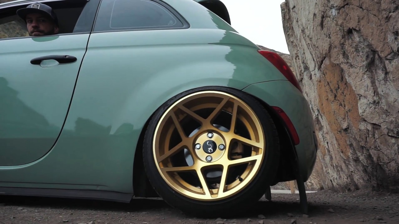Taytayfunky S Bagged Fiat 500 Youtube