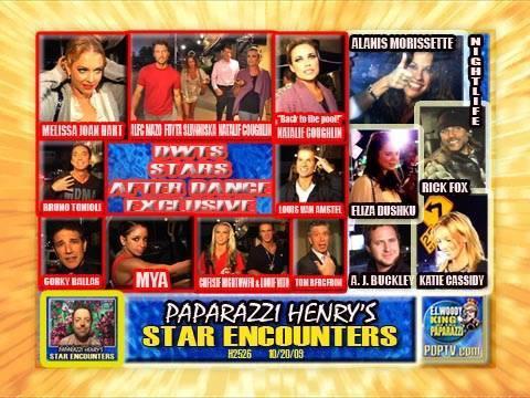 H2526 Paparazzi Henry's Star Encounters 10/20/09