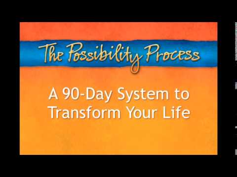 Ignite Your Dream! The Possibility Process