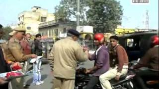 RAJASTHAN TRAFFIC POLICE ADOPTS