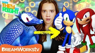 THIS Is The Way SONIC and KNUCKLES Were Supposed to Look!!? | WHAT THEY GOT RIGHT