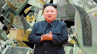 5 Metode prin care Coreea de Nord INCA face Bani