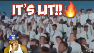 SOUTH AFRICAN HIGH SCHOOL WARCRIES ARE LIT!!