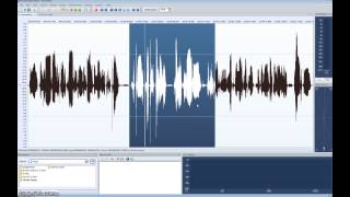Acoustica Basic Audio Editor