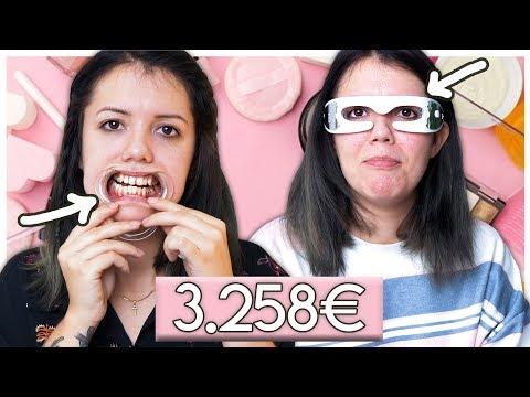 Ich teste 3258€ teure Beauty Produkte