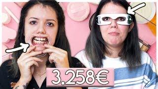 Ich teste 3.258€ teure Beauty Produkte!