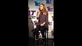 Latch- Cher Lloyd (Cover) (Detroit 3-25-2014)
