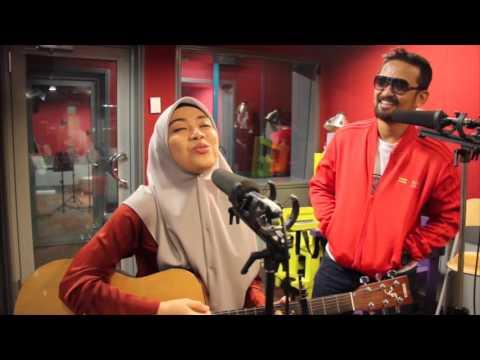 Terima Kasih Cinta   Tasha Manshahar dan RJ Akustik Gegar Live