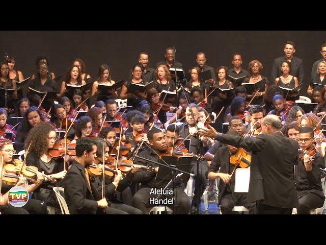 Orquestra Sinfônica da Baixada - Aleluia, de Handel - TvPrefeito.com