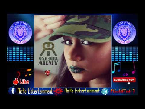 RR - One Girl Army (Frequency Riddim) October 2016