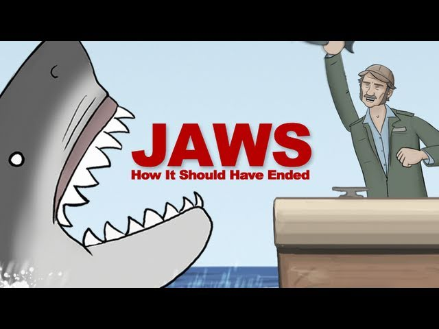 How Jaws Should Have Ended #1