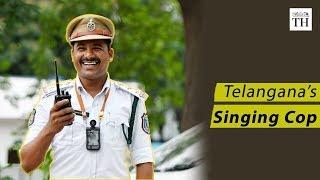 Meet Telangana's singing cop, Anjapalli Nagamallu