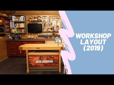 Workshop Layout (2019)   The 3 Most Common Mistakes When Setting Up Your Shop