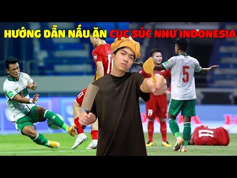 CrisDevilGamer HƯỚNG DẪN NẤU ĂN CỤC SÚC NHƯ INDONESIA