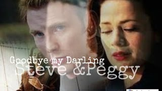 Steve and Peggy ~ Goodbye my Darling