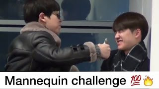 Download Video EXO Chanyeol Bullying D.O Kyungsoo! #MannequinChallenge MP3 3GP MP4