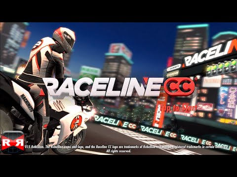 Raceline CC (By Rebellion Games) - iOS / Android - Gameplay Video