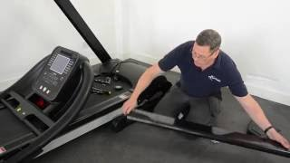 How To: Treadmill Assembly