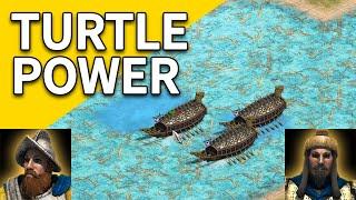 HC3 Showmatch: Gonzalo Pizzara vs Le Loi | Turtle Power
