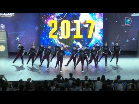 Strut Performing Arts - Senior Hip Hop [2017 Small Senior Hip Hop Semis]