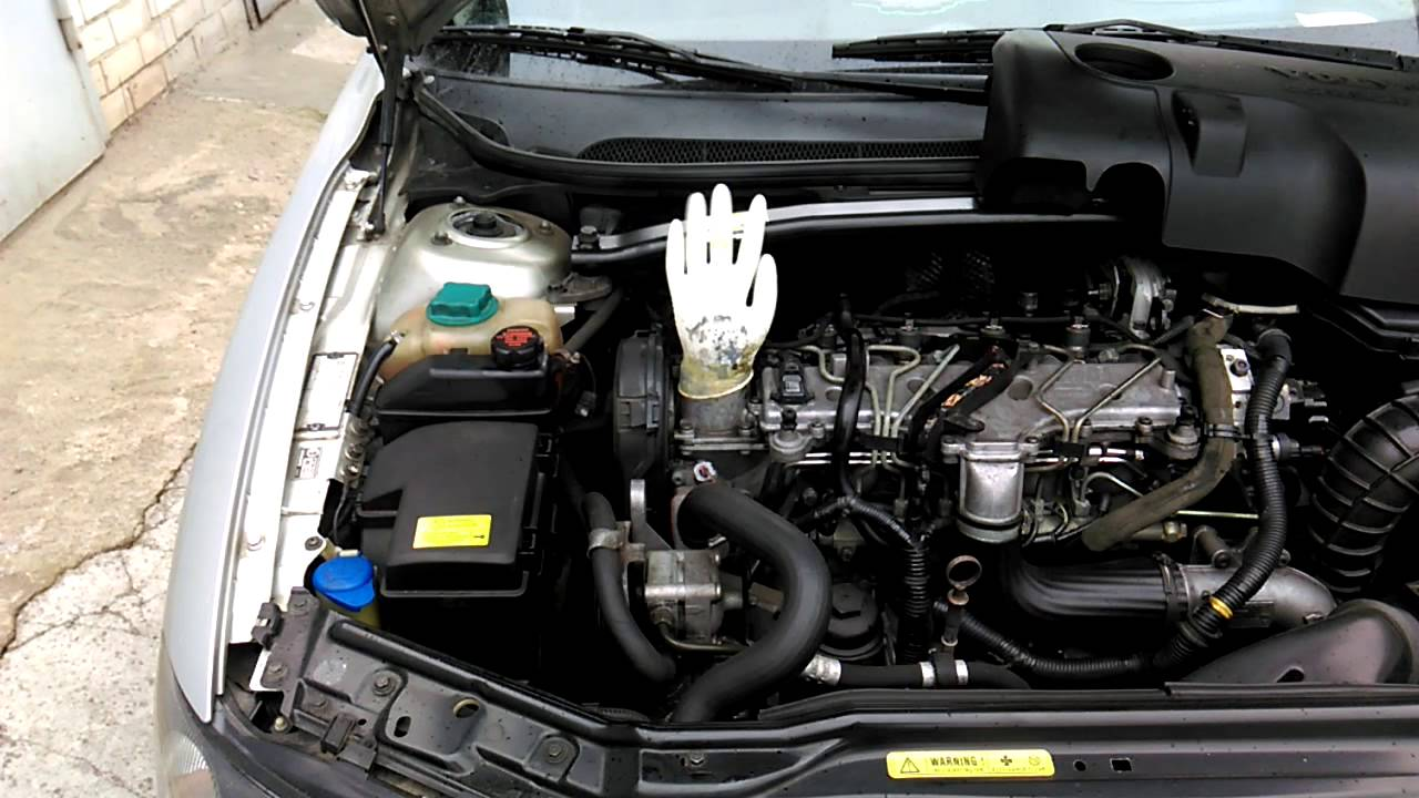 Volvo D5 163 PS
