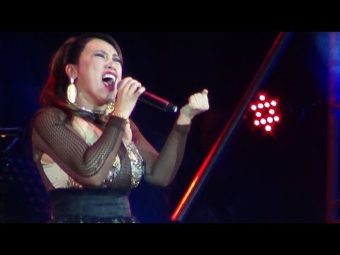 AI AI DELAS ALAS - Whitney Houston Medley (inTENse Concert)