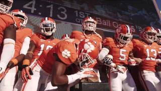 "Clemson Football ""The Hill"""