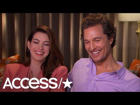 Matthew McConaughey Says Matt Damon's 'SNL' Impression Of Him Was 'Pretty Good'   Access