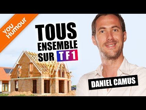 """DANIEL CAMUS se moque de l'émission """"Tous ensemble"""""""
