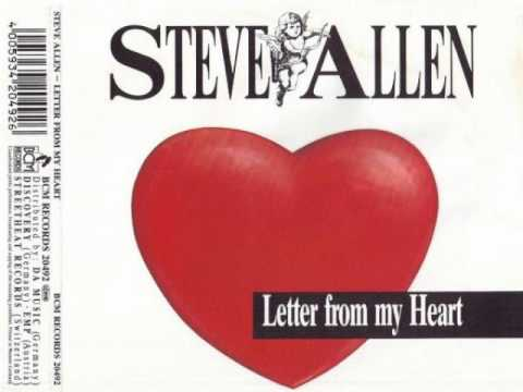 Steve Allen - Letter from my heart '90 (instrumental dub)