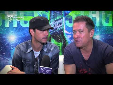 Interview with COSMIC GATE for TRANSMISSION TV