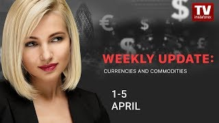 InstaForex tv news: Stock Market: weekly update (April 1 - 5)